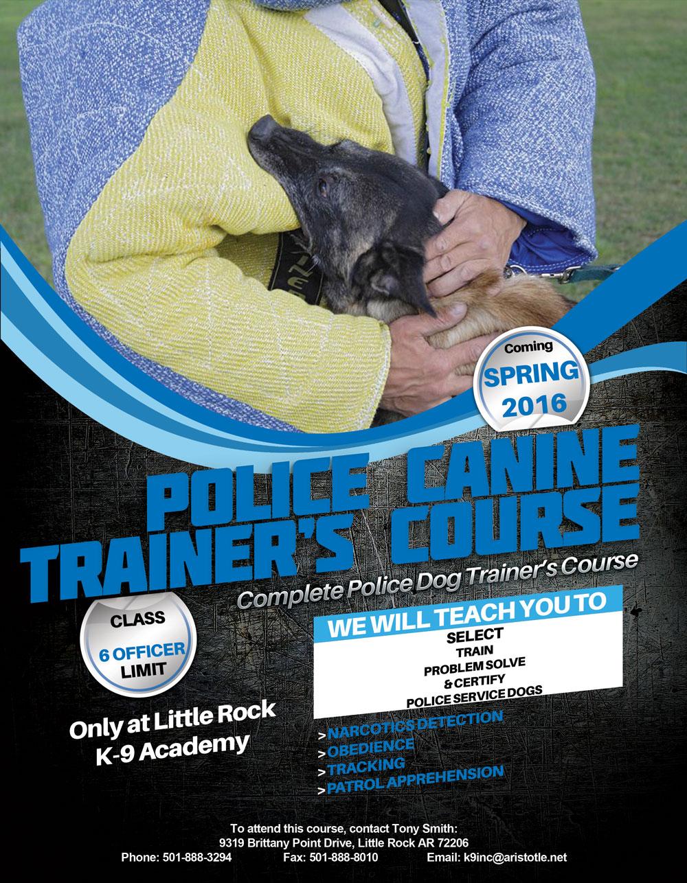 LRK9-Training-AnnouncementSPRING-2016-