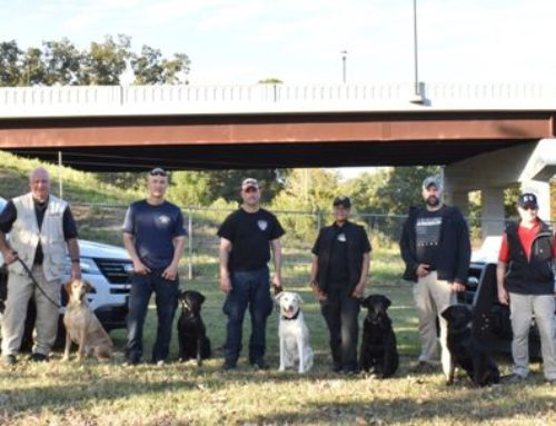 VETERANS ADMINSTRATION REGIONAL K9 WORKSHOP